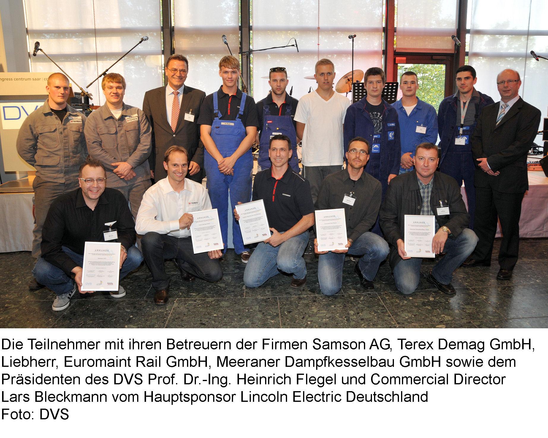 DVS - Deutscher Verband für Schweißen und verwandte Verfahren e.V. ...